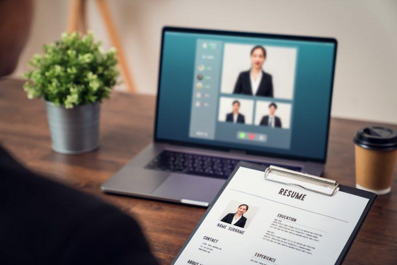 オンライン面接を突破する5つのノウハウとは <デジタル関連企業編>