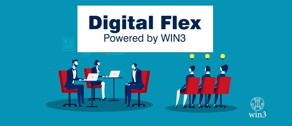 DX専門業務委託支援「デジフレ」